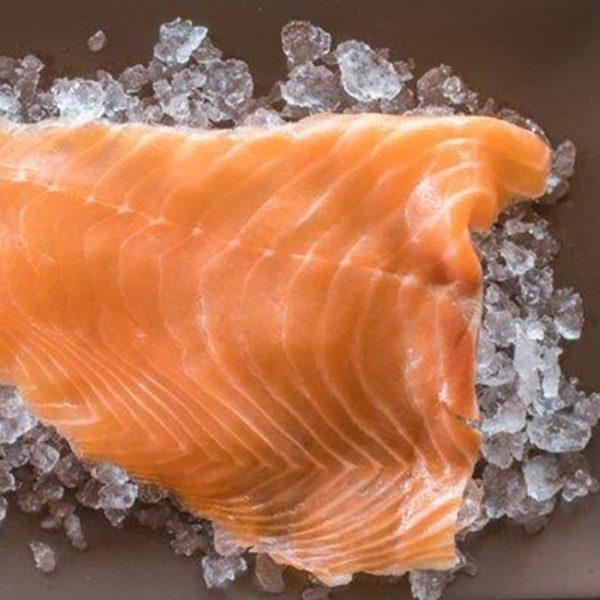 saumon écossais